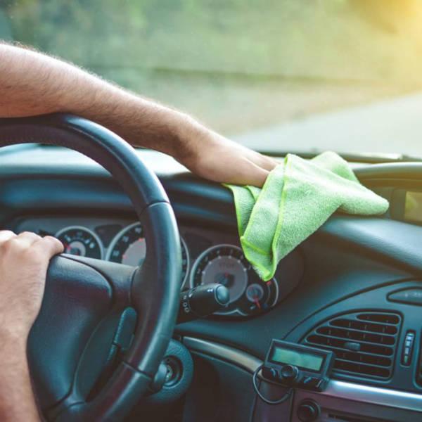 chăm sóc ô tô đúng cách