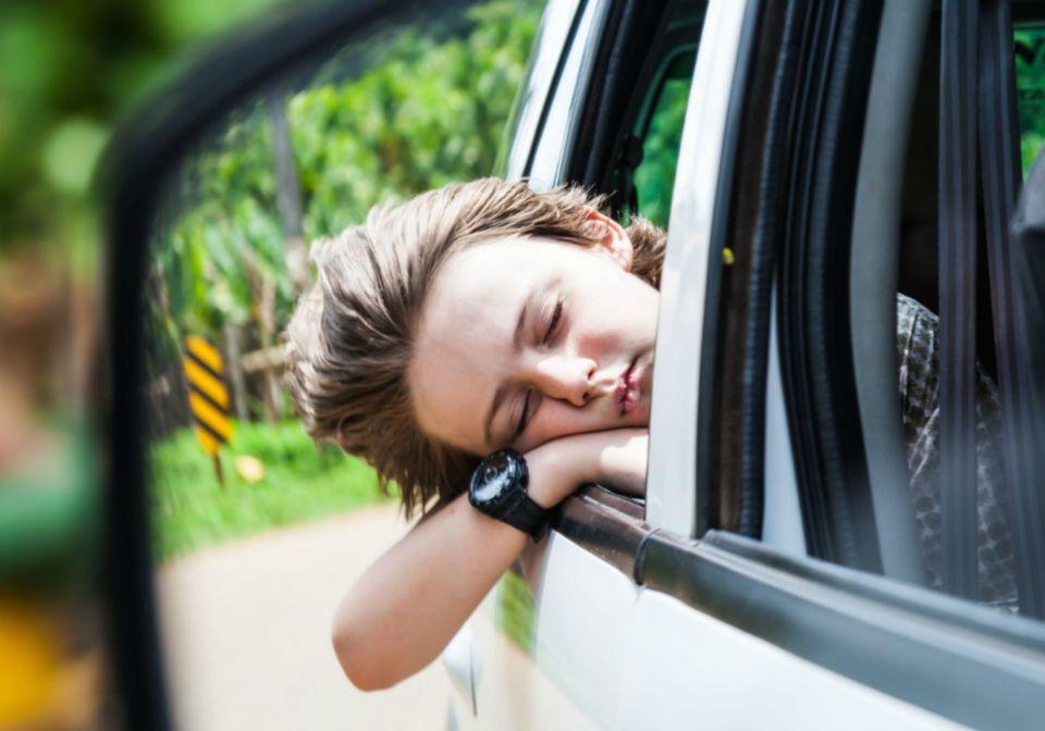 Cách chống say xe ô tô hiệu quả